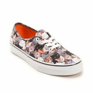 Vans ASPCA Cat Low Top Sneakers
